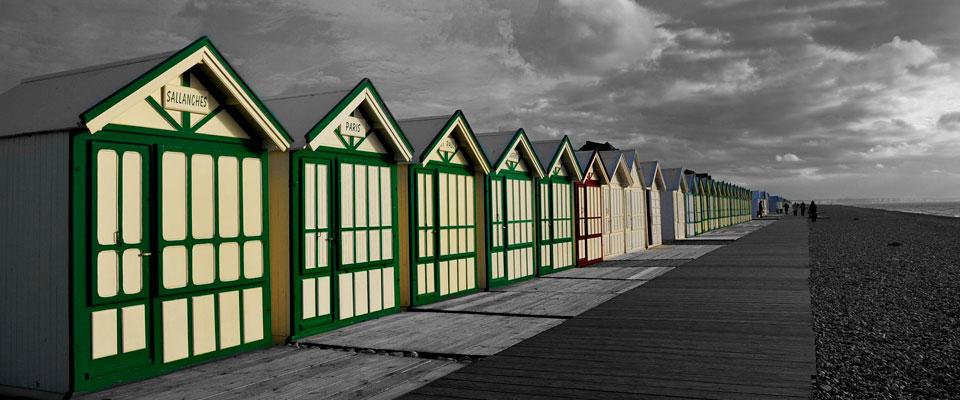 Cabines cayeux sur for Garage cayeux sur mer