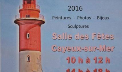 Exposition des artistes picards à Cayeux sur mer