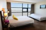 Chambre vue sur mer 1er étage