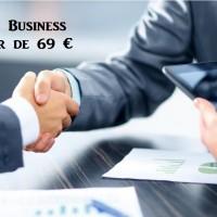 Formule Business à partir de 69 € la nuit