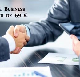 Formules Business à partir de 69 € la nuit