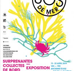 Exposition SOS Laisse de Mer